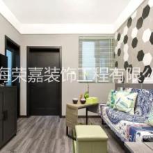 loft装修效果图 复古融合时尚  上海荣嘉装饰图片