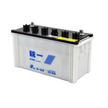 免维护蓄电池供应商-12V100AH汽车电瓶图片