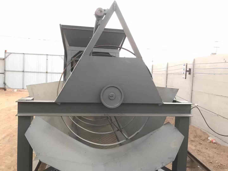 建筑工地筛沙机 滚筒筛沙机 大型振动筛沙机