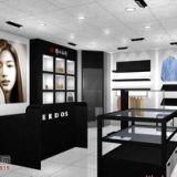商业展示柜需要具有时代感和个性化