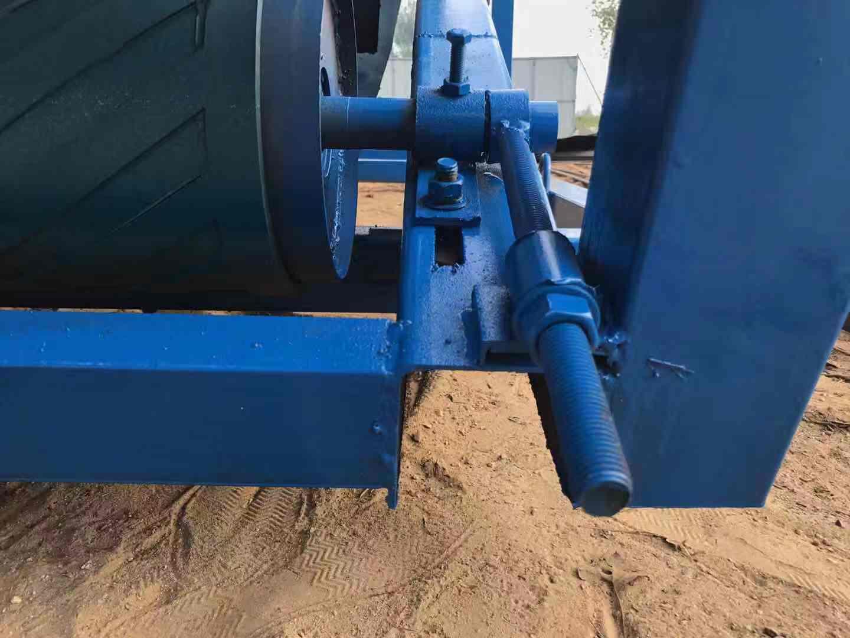 全自动筛沙机  筛沙机厂家 大型滚筒筛沙机 可折叠式筛沙机