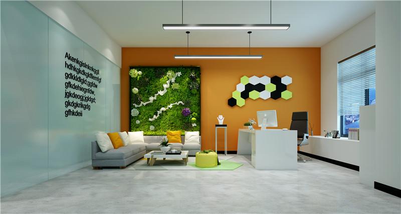办公室装饰加盟,办公室装饰设计,办公室装饰价格