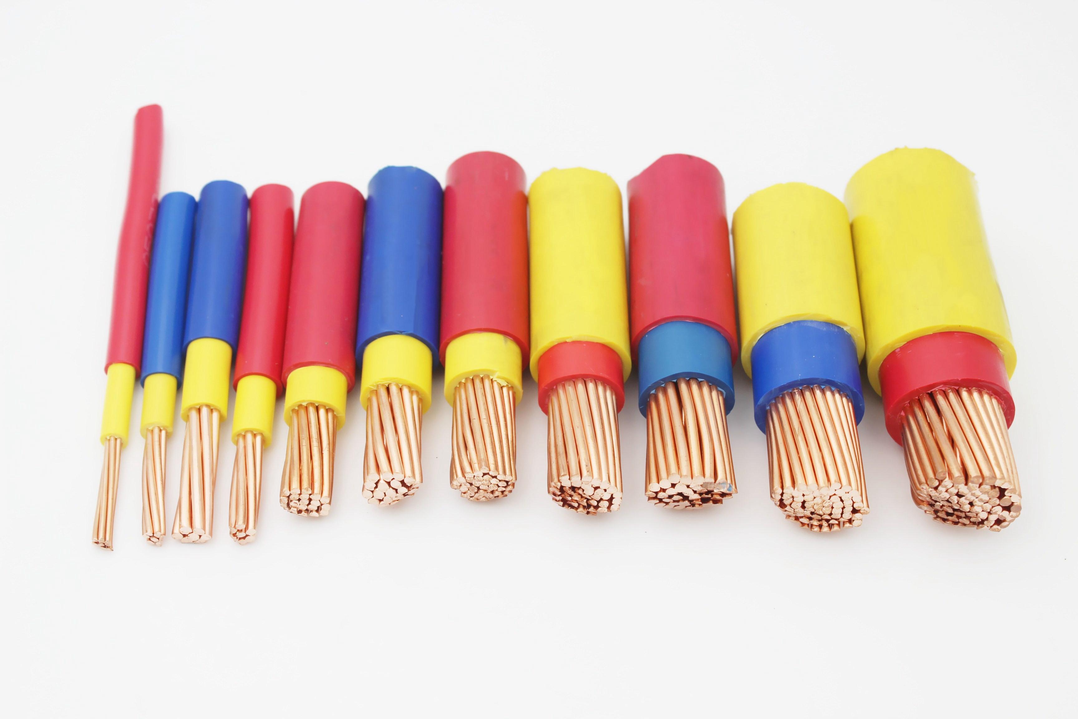 BVV价格多少 金环宇电线电缆BVV 240/300/400/500/630平方国标铜芯家用护套线 双层绝缘皮 剪米