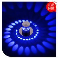 LED铝材圆形玄关灯