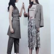 女装品牌折扣加盟图片