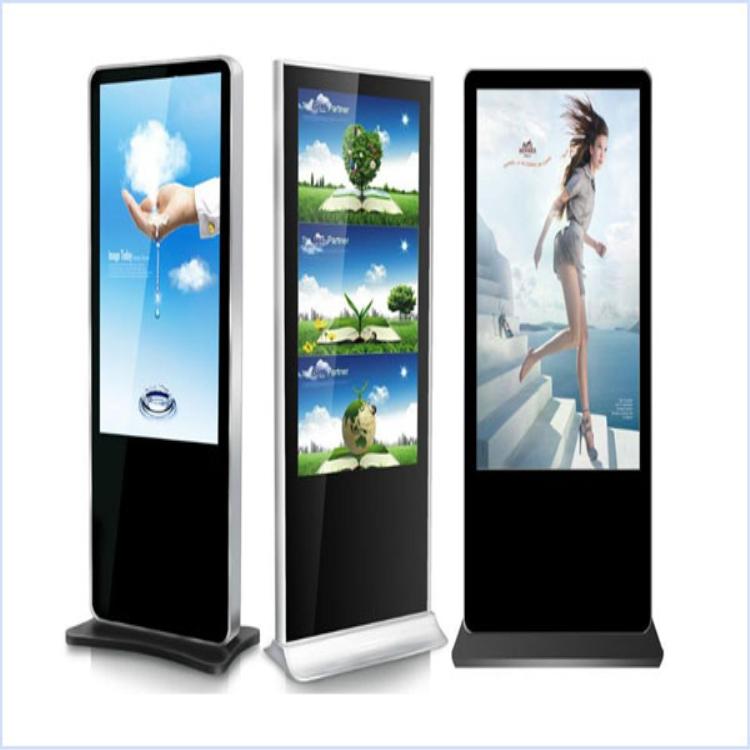55寸立式广告机-单机高清LED液晶屏