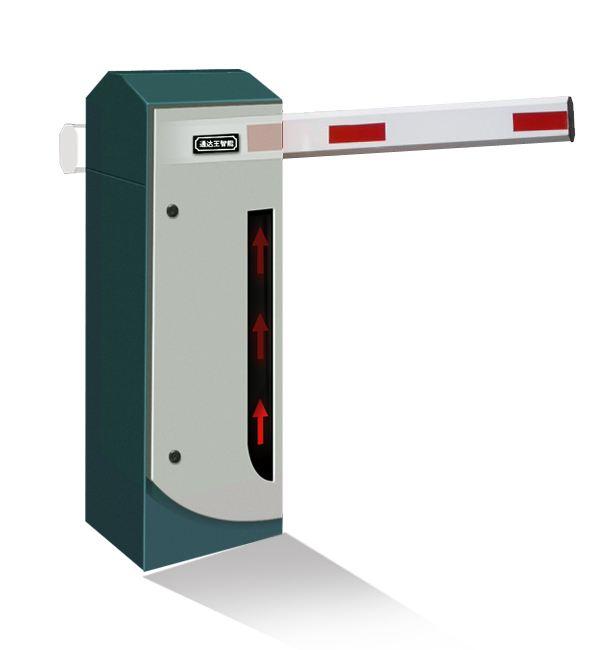 江西直杆道闸小区停车场出入口智能设备 铝合金直杆道闸优先选择
