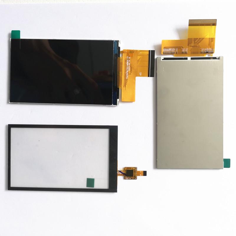 4.0寸TFT液晶屏86盒子专用液晶屏480*480IPS触摸显示屏智能家居