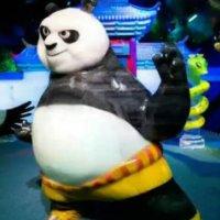 山东艺术冰雕 生物冰袋 食用冰 艺术冰雕报价 专业厂家 艺术冰雕 周东方功夫熊猫干冰 动物造型冰雕