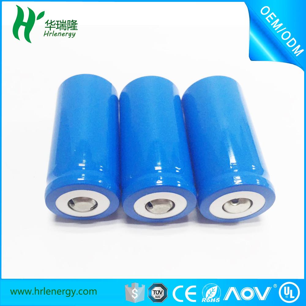14500-500mah圆柱电池