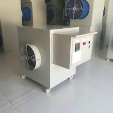 工业暖风机适合厂房、车库、商店、烘干室等场所使用
