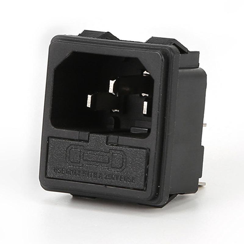 厂家直销供应AC-01A滤波器插座 AC-01A电源插座