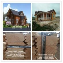 小木屋木屋别墅重型木屋图片