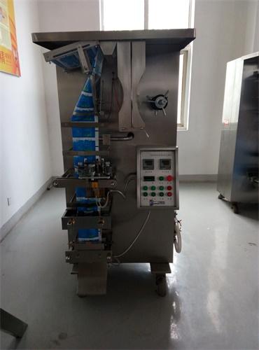 武汉液体包装机 全自动液体包装机 酱油醋自动包装机