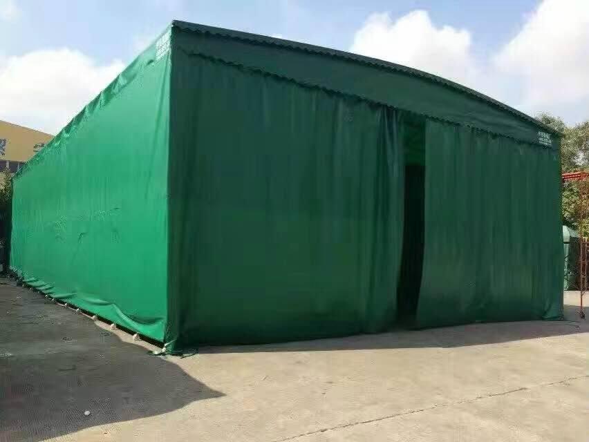 新款保暖防风推拉雨棚