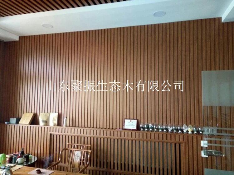 绿可木150细纹板餐厅施工贴图