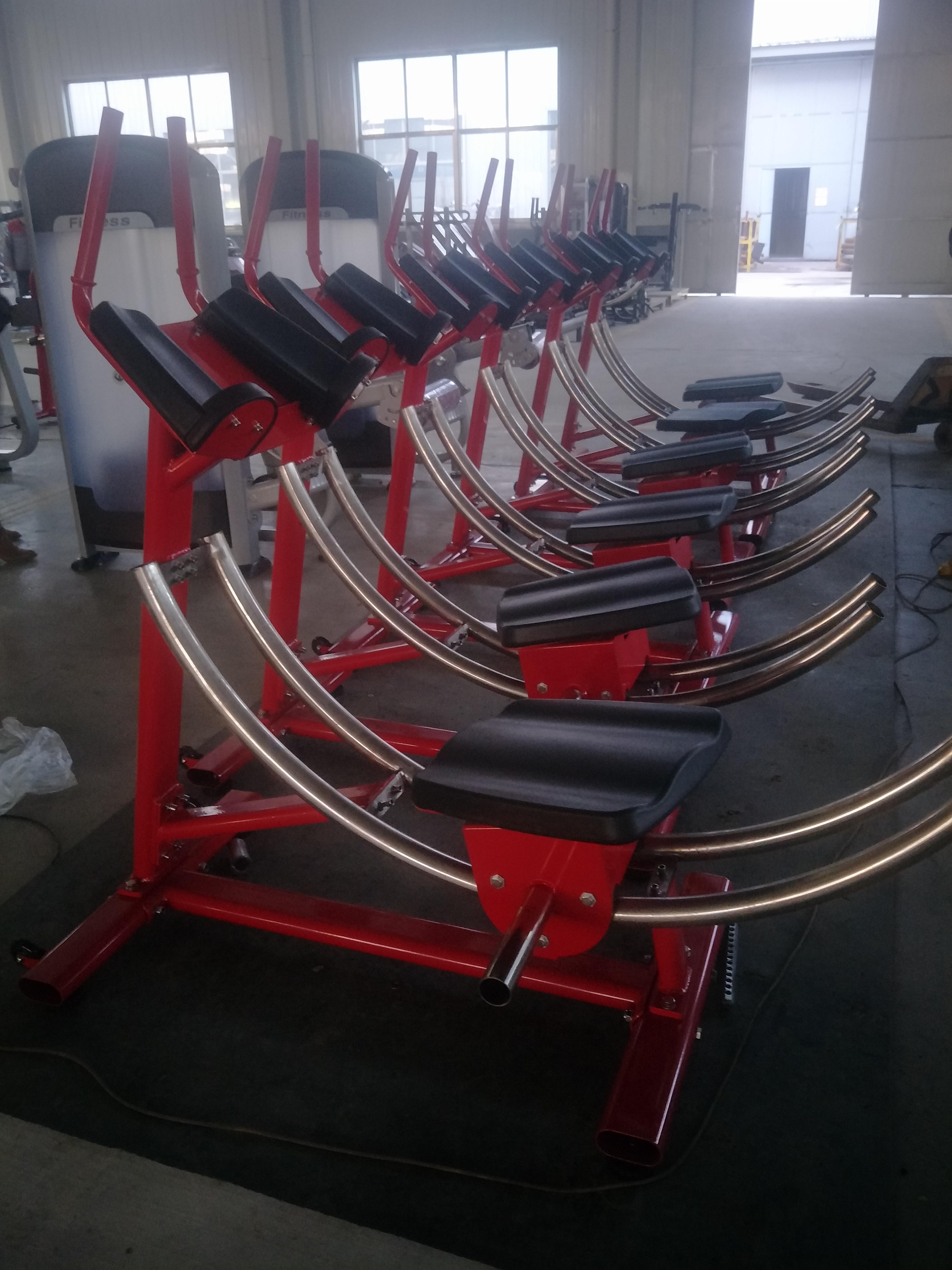 新款美腰机 健身房专用 健身器材