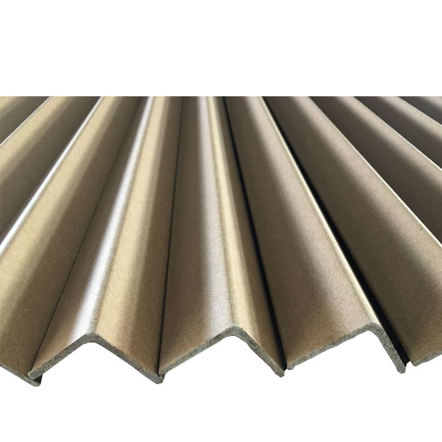 重庆包装纸护角厂家生产立柱打包护角 沙坪纸护角条量大价优 欢迎来电