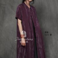 金兆成夏装时尚简约大气品牌女装尾