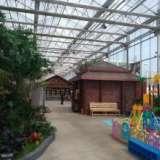 青州阳光板连栋温室 阳光板连栋温室价格 山东潍坊建达温室材料有限公司阳光板温室