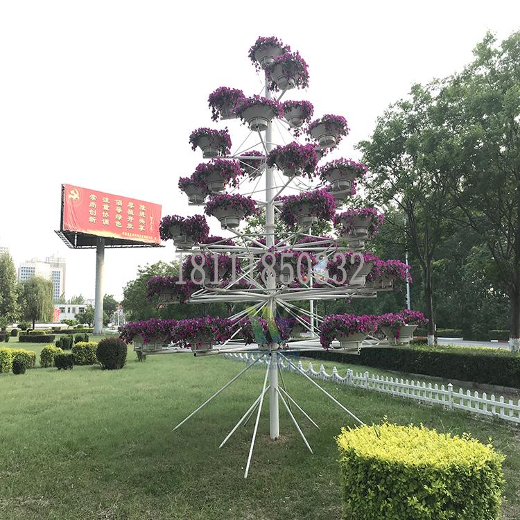 万华城市立体花架销售