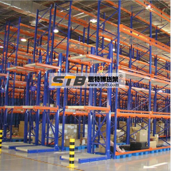 北京穿梭式货架厂家供应 仓储货架厂家直销 欢迎来电咨询