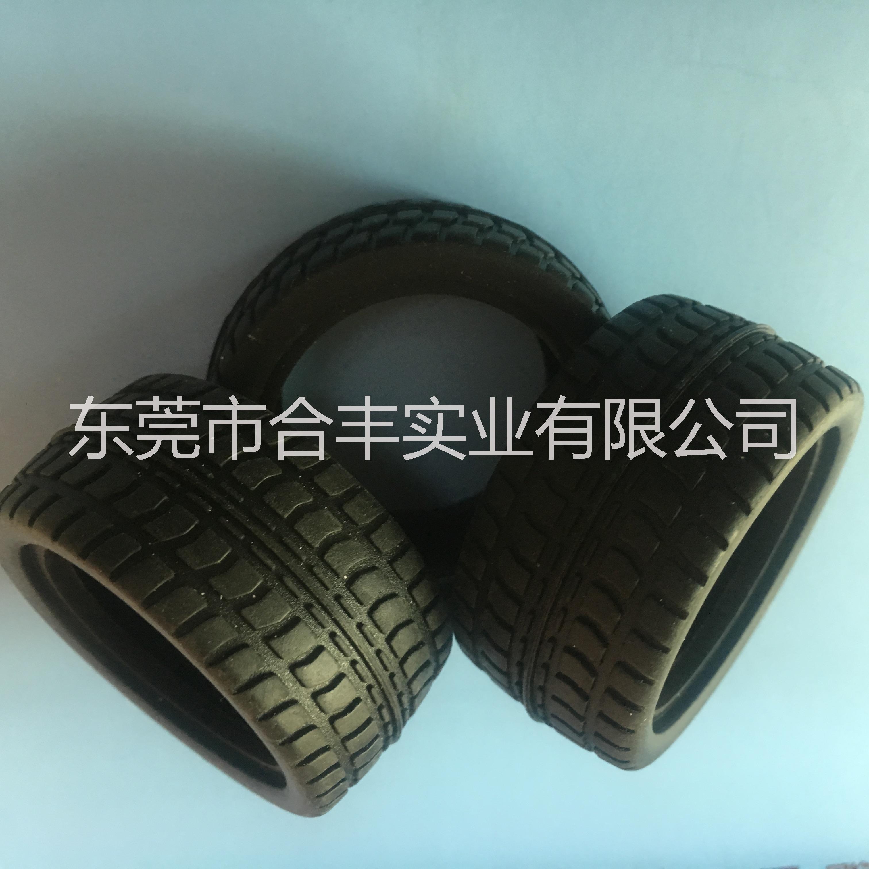 硅胶轮胎的应用
