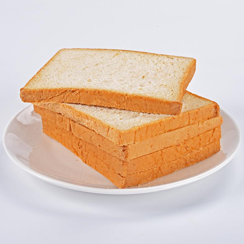 山东面包蛋糕厂家 面包食品加工厂直供手撕面 紫米面包 黑米面包