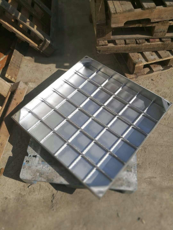 不锈钢沙井盖 不锈钢隐形井盖 不锈钢双层井盖 不锈钢下沉式井盖 装饰井盖