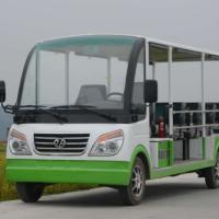 鑫跃14座燃油观光车GQ14