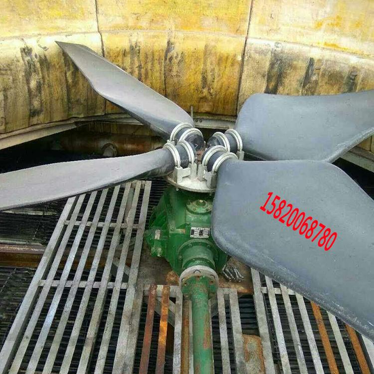 山东冷却塔碳纤维风机风叶 减速机