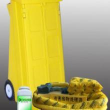 JESERY 95加仑脚轮式泄漏应急处理桶套装KIT992 油品化学品泄漏应急包批发