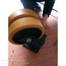 汽车agv小车舵轮 脚轮 生产线工业万向轮 重载脚轮价格  小车舵轮市场价批发