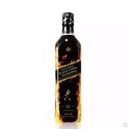 黑牌12年调配型苏格兰威士忌价格图片