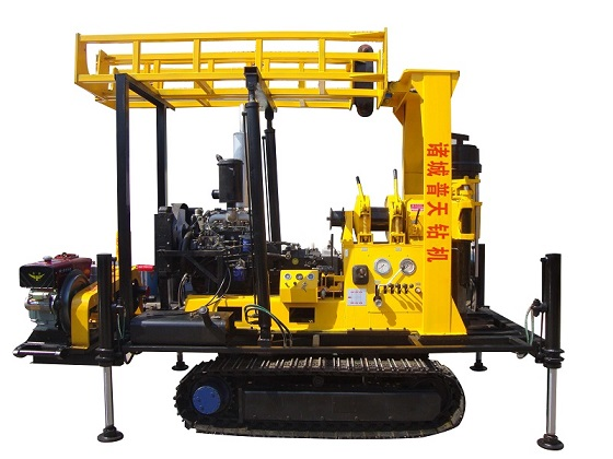XY-600D履带自走钻机电话 车载地质勘探钻机 深孔水井钻机电话 深孔水井钻机哪家好 山东履带钻机哪家好
