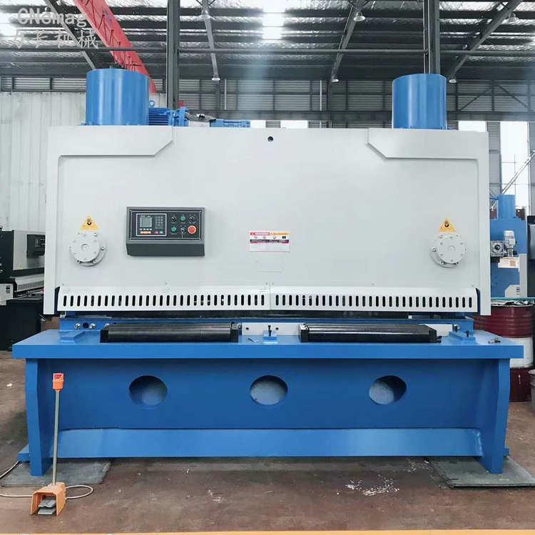 液压闸式剪板机电动调节刀口间隙  厂家直销 质优价廉