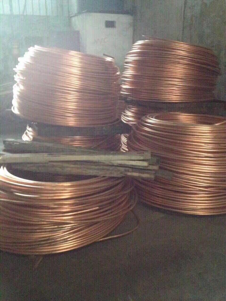 江门高价废铜黄铜紫铜漆包线铜回收