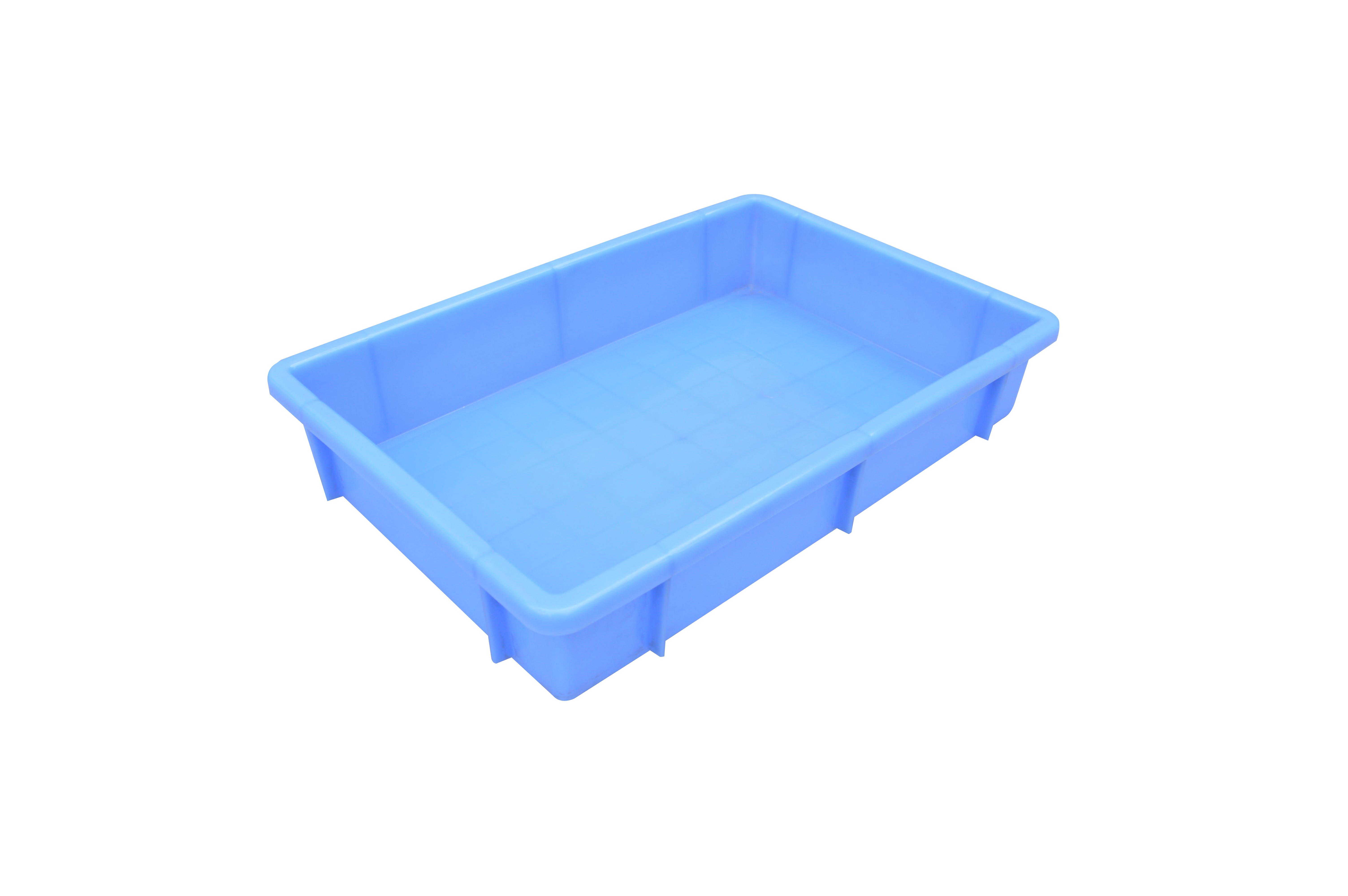 3号塑料方盘塑料盒塑料制品收纳盒