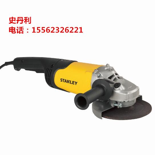STGT5100 史丹利580w电动角磨机 后置开关型