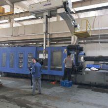 富强鑫1250吨伺服注塑机原装二手注塑机塑料机械批发