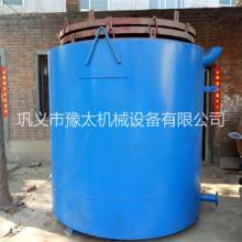 新型封闭式无烟炭化炉 锯末炭化机图片