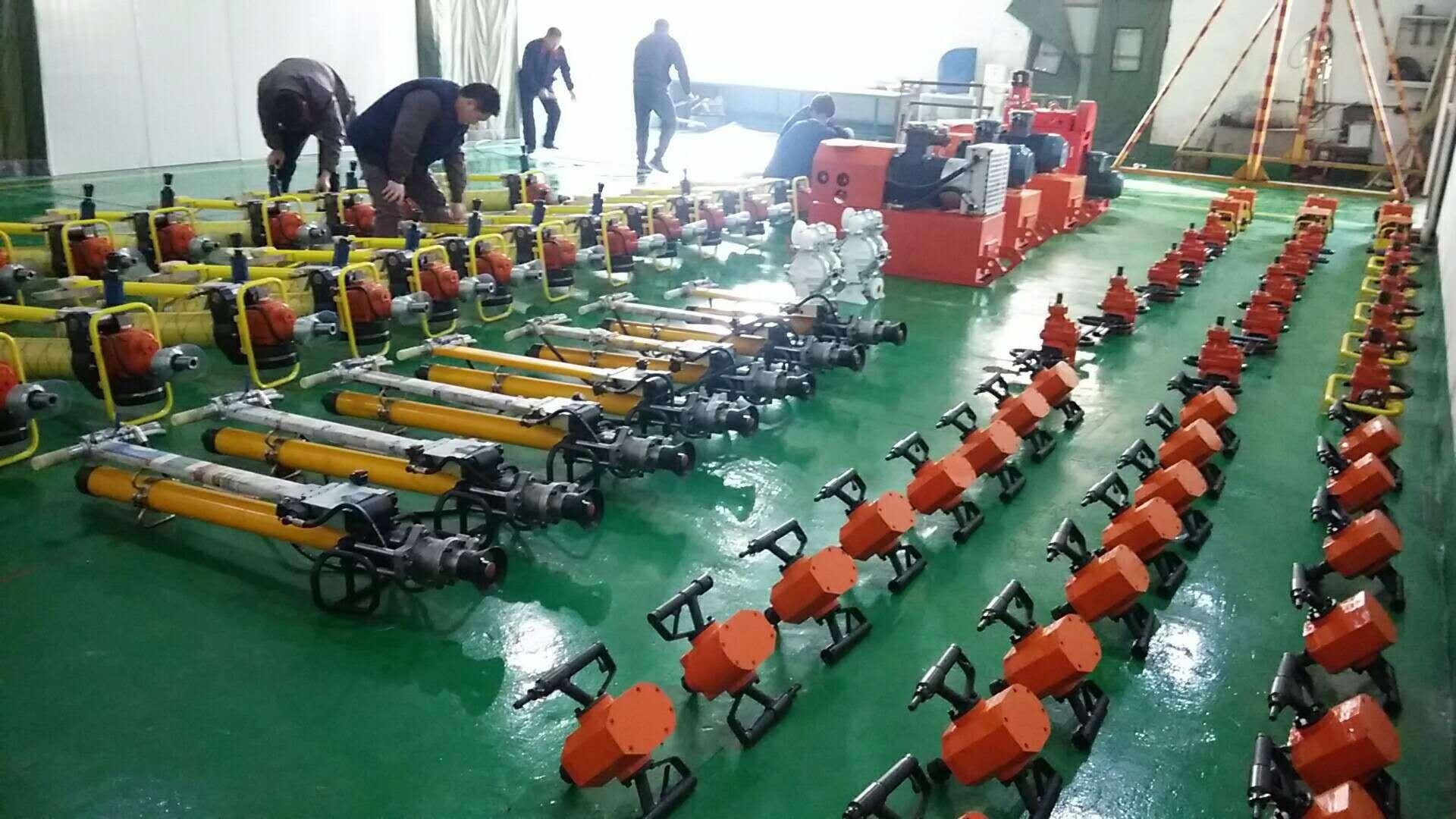 110气动锚杆钻机立式锚杆机多少钱小型锚杆机墨隆钻机厂家110气动锚杆钻机