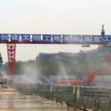 西宁工地围挡喷淋 塔吊喷淋系统厂家 青海围挡喷淋供应商