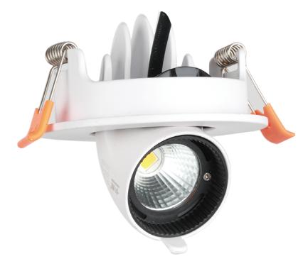 象鼻灯厂家射灯厂家大瓦数可伸缩射灯40瓦32瓦18瓦8瓦各种开孔尺寸质保2年