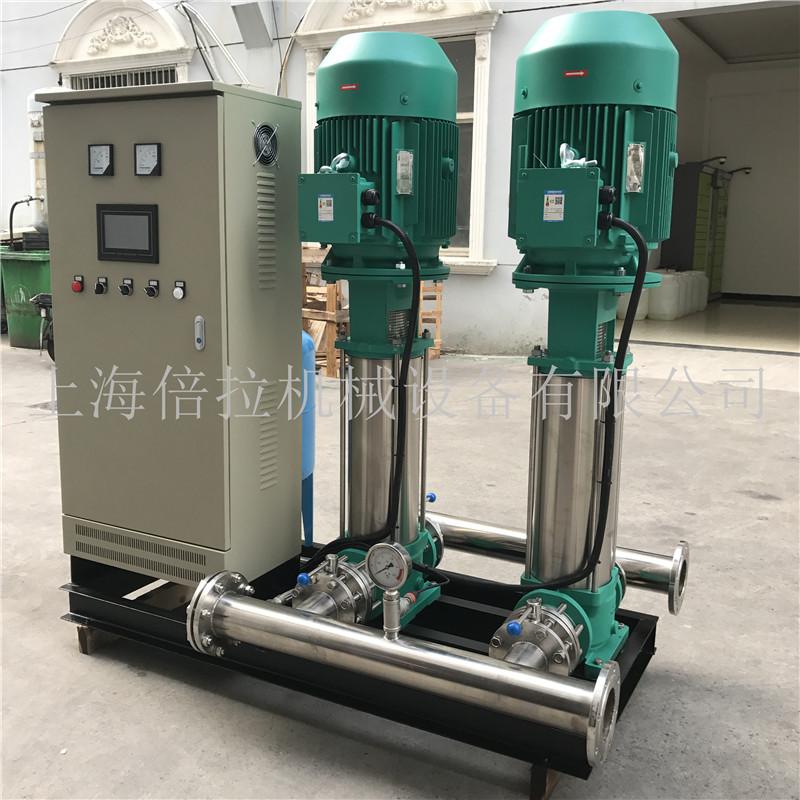 德国威乐MVI3202变频恒压供水设备采购价格