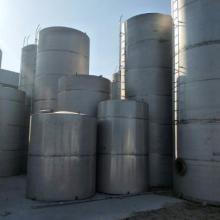 祥瑞供应二手不锈钢储罐 不锈钢搅拌罐 40立方50立方不锈钢储罐批发批发