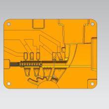 产品外观修改、泵逆向测绘、 抄数、三维扫描、结构设计批发