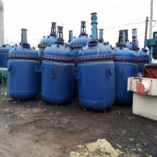 反应设备 二手反应釜生产厂家 二手搪瓷反应釜价格 出售反应设备图片