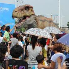 恐龙租赁仿真恐龙出租优质商品价格 景区参观恐龙布场安装出售 世纪末恐龙出租策划制作租图片