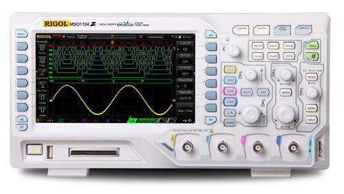 MSO/DS1000Z Plus系列数字示波器rigol